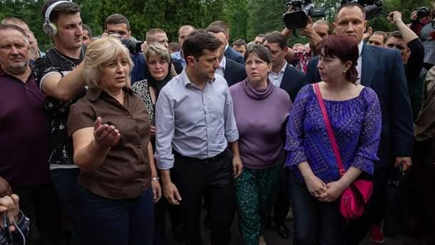 """""""Прямой"""" купил квартиру семье погибшего шахтера на Львовщине"""