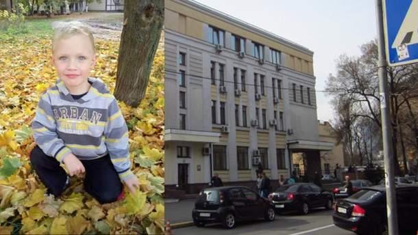 Вбивство поліцейськими 5-річного хлопчика: активісти планують мітинг під МВС