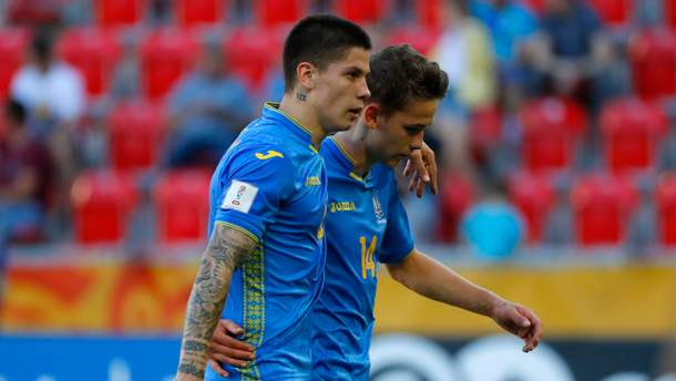 Попов та Сікан забили три голи у цьому матчі