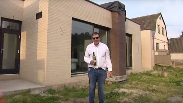 Дом Михаила Саакашвили