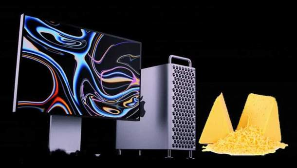 Apple официально представила Mac Pro