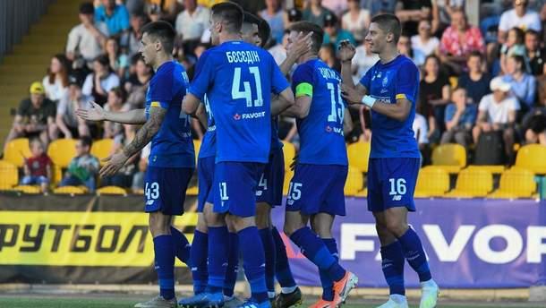 """""""Динамо"""" осталось на двадцать третьей позиции в рейтинге УЕФА"""
