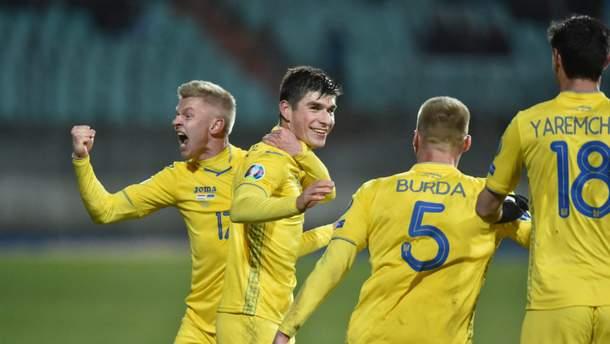 Украина – Сербия анонс матча квалификации Евро-2020