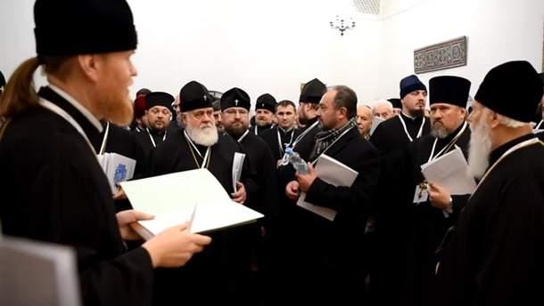 ПЦУ опубликовала видеодоказательство, что Филарет сам подписал документ о ликвидации УПЦ КП