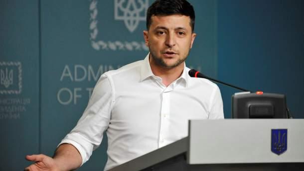 Володимир Зеленський озвучив своє ставлення до тепервішнього уряду