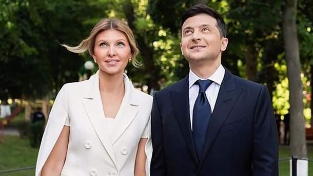 Стиль Елены Зеленской