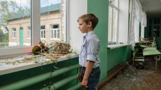 Скільки життів дітей забрала війна на Донбасі