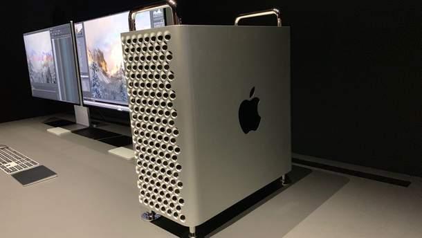 Mac Pro 2019: цена, характеристики, дизайн нового Apple Mac Pro