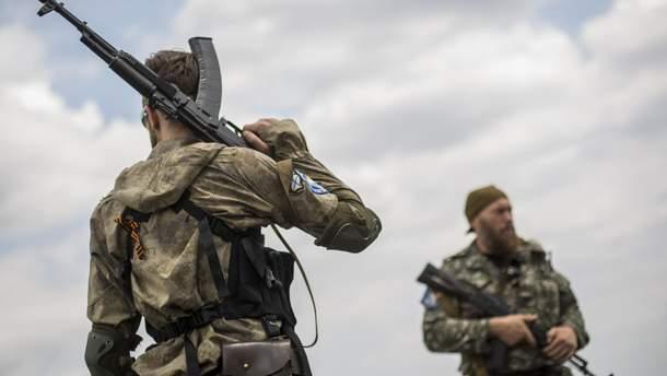 Бойовики на Донбасі підірвали самі себе