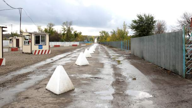 Кабмин принял решение о порядке въезда на оккупированные территории Украины