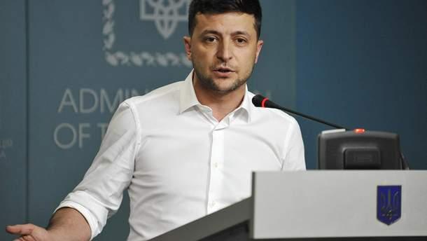 Зеленський на зустрічі з Туском закликав посилити санкції проти Росії