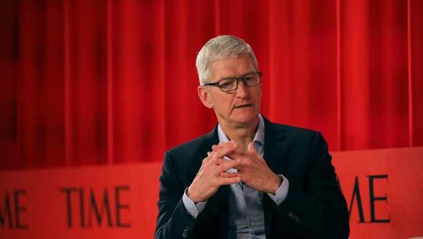Тим Кук – глава Apple