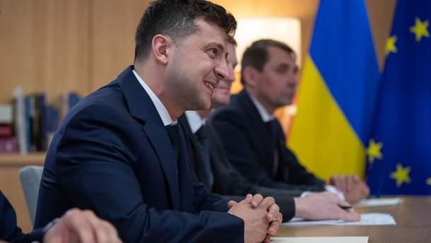 Зеленський у Брюсселі - відео, фото, виступи та всі зустрічі президента України