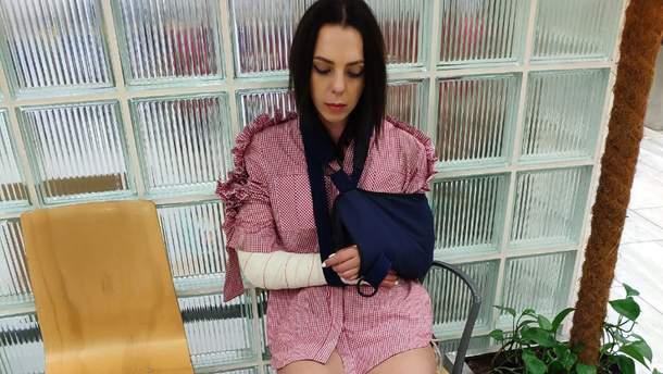 Племінниця Софії Ротару зламала дві руки