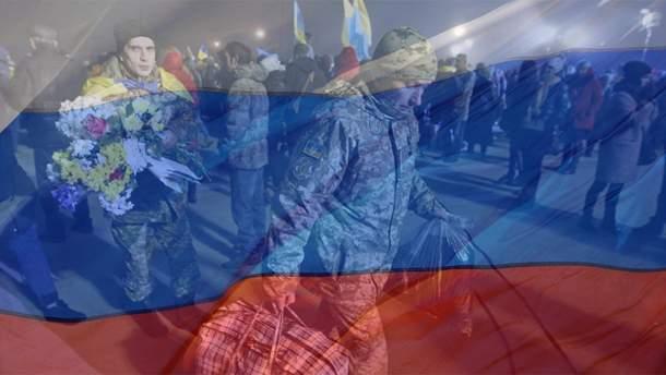 Коли почнуть відпускати українських військовополонених у РФ