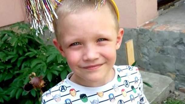 Як розслідують вбивство 5-річного Кирила Тлявова