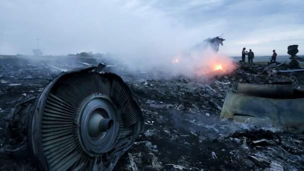 В деле сбитого Боинга-777 в небе над Донбассом появились новые доказательства