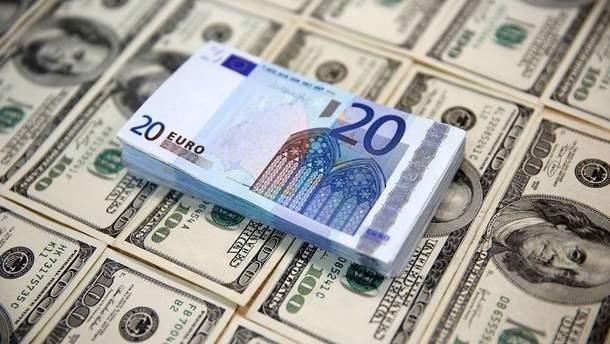 Готівковий курс валют - курс долара та євро на сьогодні 6 червня 2019