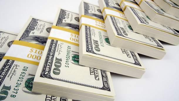 Курс доллара, евро - курс валют НБУ на 7 июня 2019