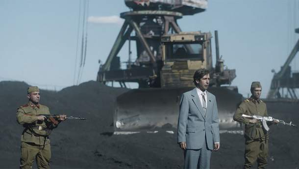 """Кадр из сериала """"Чернобыль"""""""