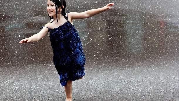 Погода 7 июня 2019 Украина - жарко, но лить дожди