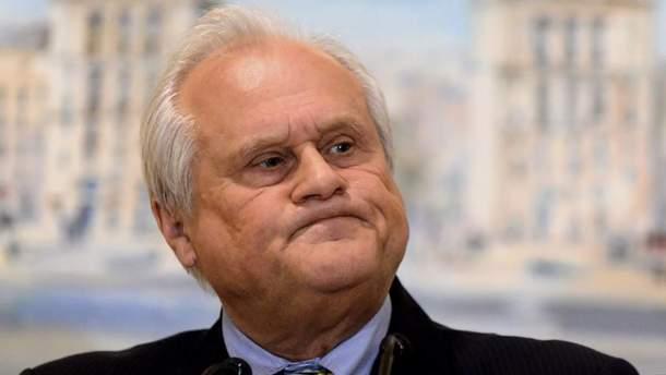 В ОБСЄ заявили, що ідея про скасування блокади ОРДЛО була не Кучми