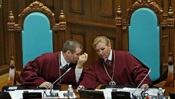 Суд ухвалив рішення щодо декларацій антикорупціонерів