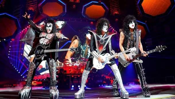 Гурт Kiss їде в Україну