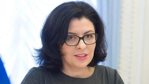 Оксана Сироїд прокоментувала можливість відновлення економічних стосунків з окупованими територіями