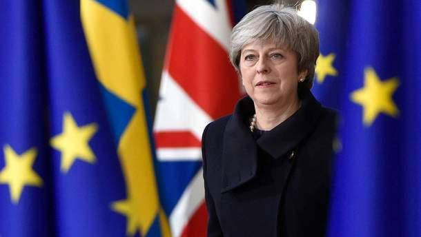 Прем'єрка Великобританії Тереза Мей залишає посаду