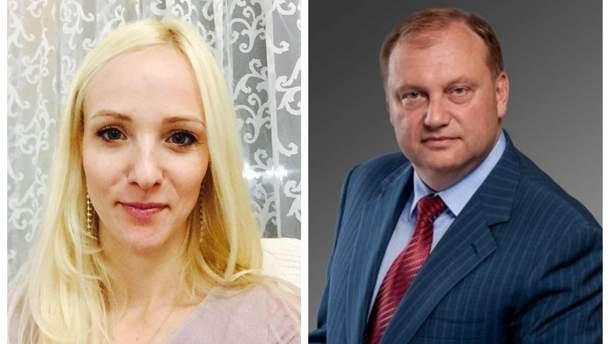 Экс-супруга нардепа Чекита призвала Кернеса и Труханова не брать экс-супруга в список партии