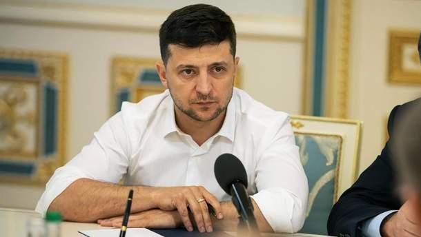 Зеленський прокоментував артобстріл зі сторони бойовиків у районі Новолуганського
