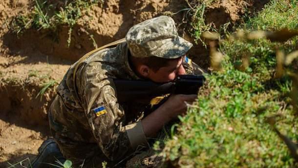 """Время было потеряно, ведь не сразу дали возможность стрелять в ответ, – пресс-офицер """"Азова"""""""