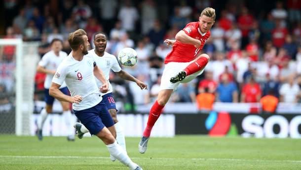 Англия получила бронзу Лиги наций, переиграв Швейцарию по пенальти