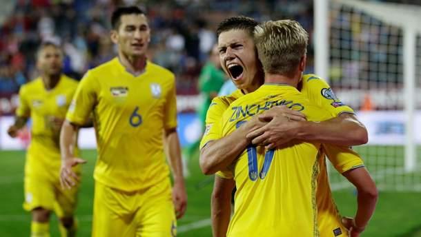Україна – Люксембург онлайн-трансляція 10 червня 2019 - Євро 2020