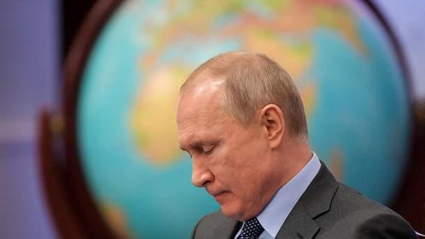 """Путін звинуватив противників """"Північного потоку-2"""" у рейдерстві"""