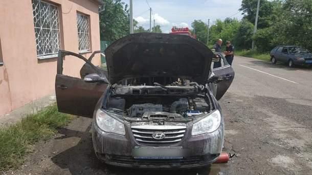 Под Киевом взорвалось авто с ребенком – мальчик в реанимации
