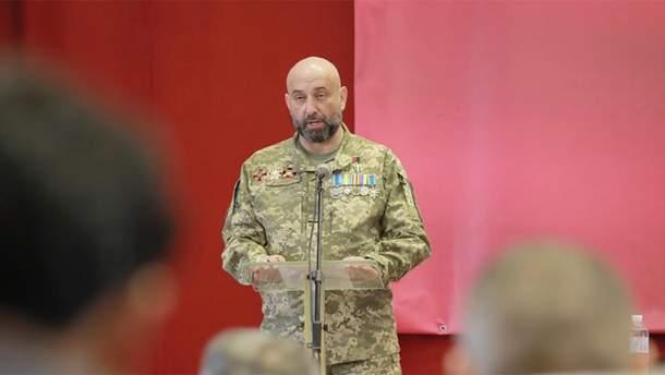 Сергій Кривонос, заступник секретаря РНБО України