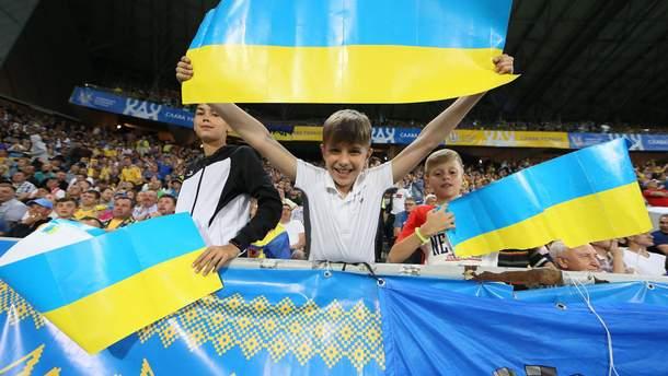 Україна – Сербія: неймовірні фото з матчу