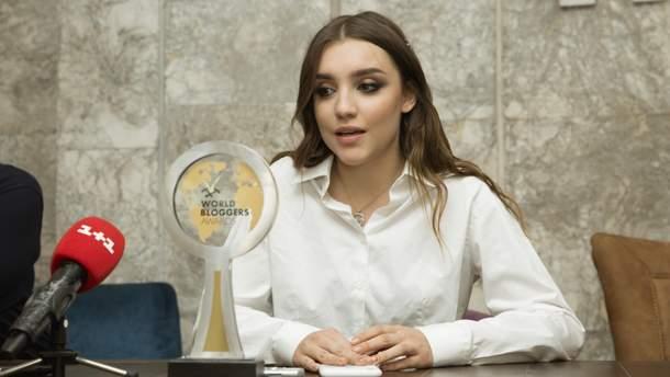 Саша Чистова – победительница World Bloggers Awards 2019