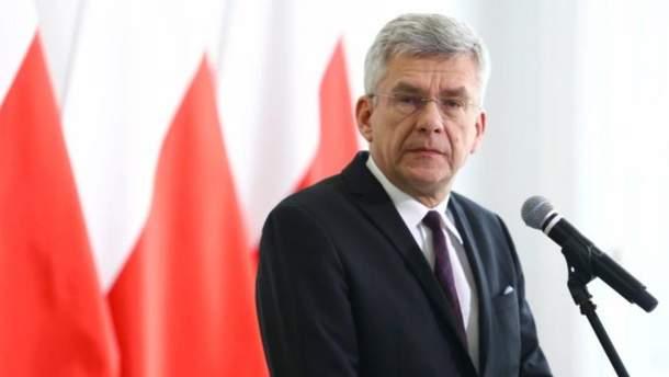 Спикер Сената Польши Станислав Карчевский
