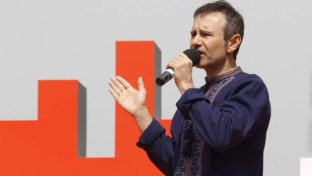 """У Вакарчука розповіли про відбір до списку партії та згадали про """"донорів"""""""