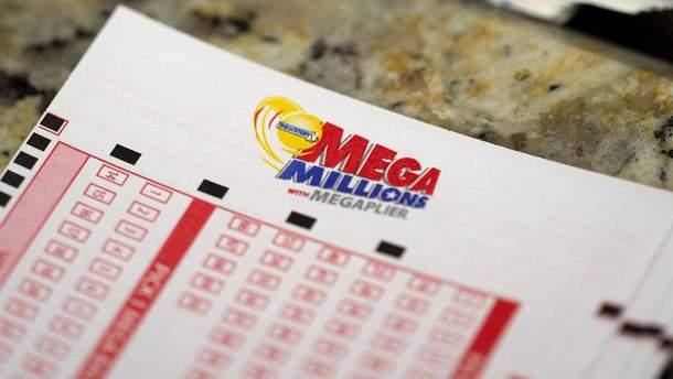 Человек в Калифорнии сорвал рекордный джек-пот в лотерею