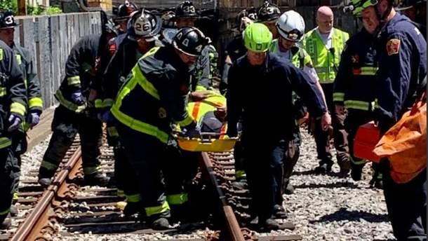 Авария в Бостоне