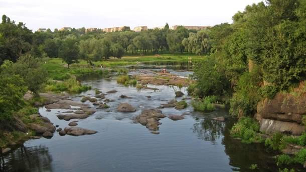 У річку Рось потрапила величезна кількість хімікатів