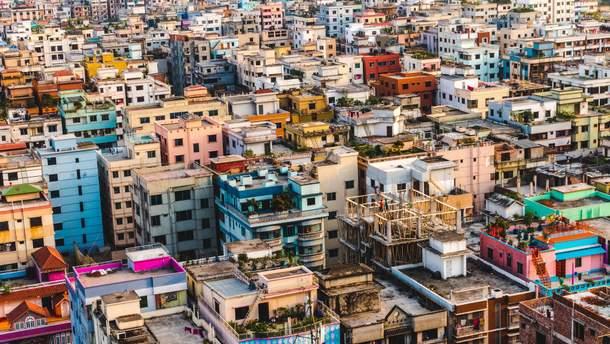 Дакка – столица Бангладеш