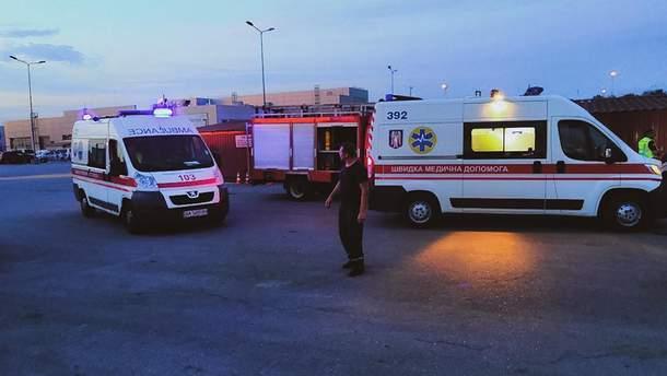 У Києві водій-іноземець загинув внаслідок ДТП на Столичному шосе