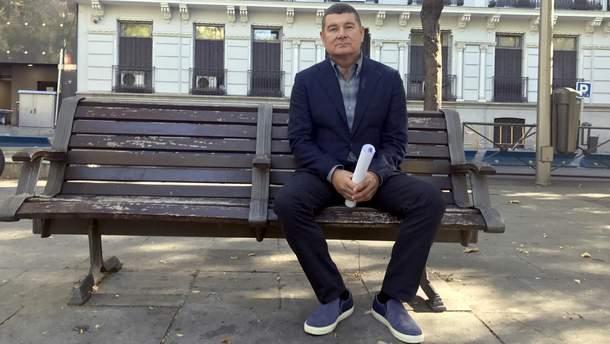 Александр Онищенко планирует вернуться в Украину для участия в парламентских выборах