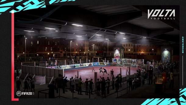 Вокзал в Киеве попал в трейлер известной игры FIFA 20: видео