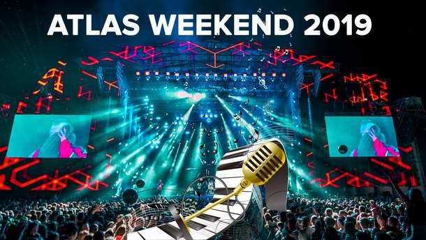 Atlas Weekend 2019 - расписание на все дни, участники, цена билета на фестиваль в Киеве